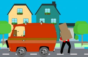 Moving Home or Business Premises